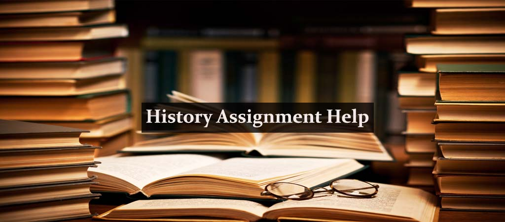 history assignment help
