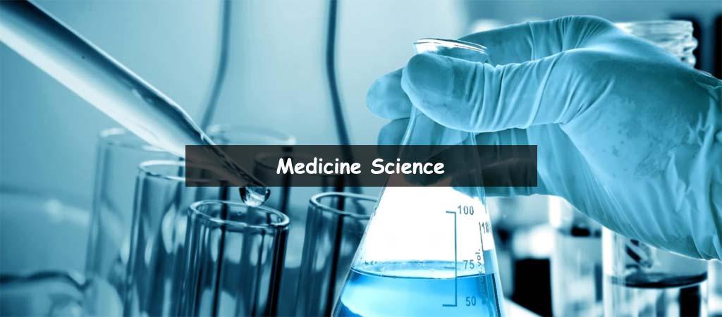 medicine science assignment