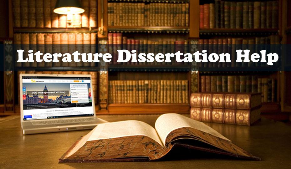 Literature Dissertation Help